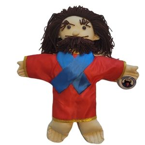 Jesus plush doll stuffed soft toy new with tags